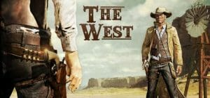 the west logo