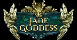 jade goddess logo